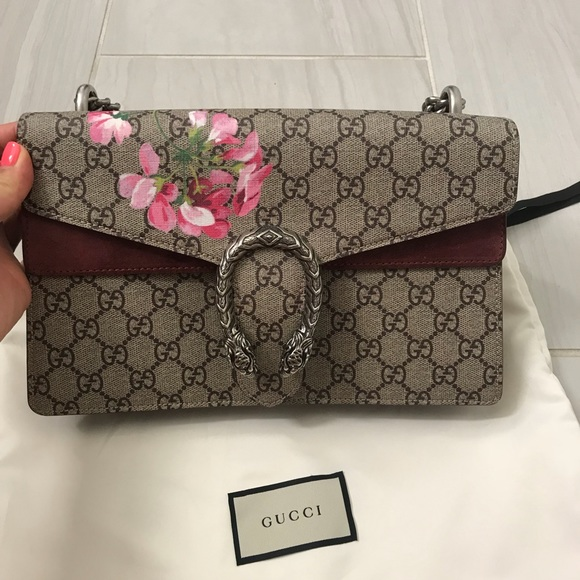 bccc1bea7 Gucci Bags | Dionysus Bloom Bag Small | Poshmark